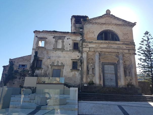 castiglione di sicilia chiesa San Benedetto foto taobook