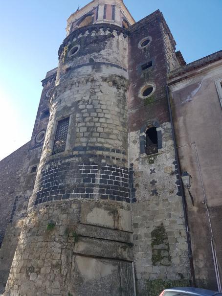 castiglione di sicilia abside chiesa SS pietro e paolo foto taobook