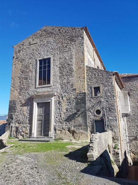 castiglione di sicilia chiesa SS pietro e paolo foto taobook