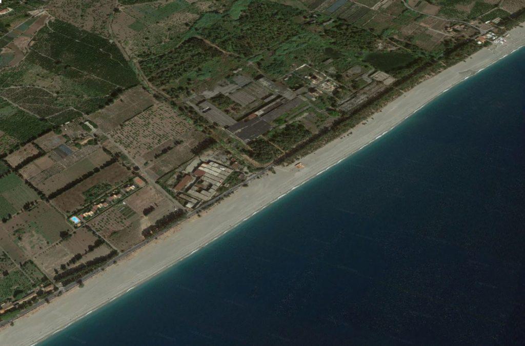 fiumefreddo di sicilia spiaggia marina di cottone