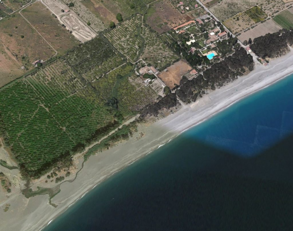 calatabiano spiaggia san marco
