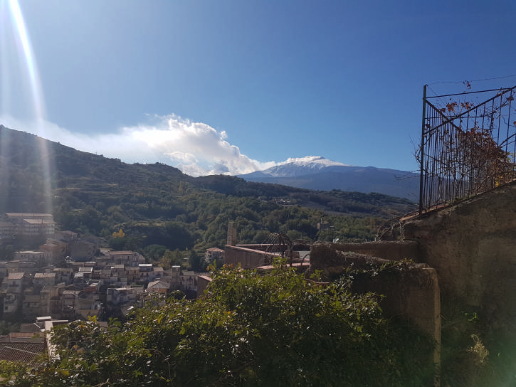 Etna da Castiglione di Sicilia foto  taobook