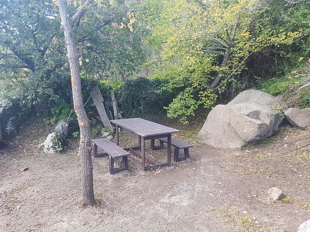 gurne dell'alcantara area picnic