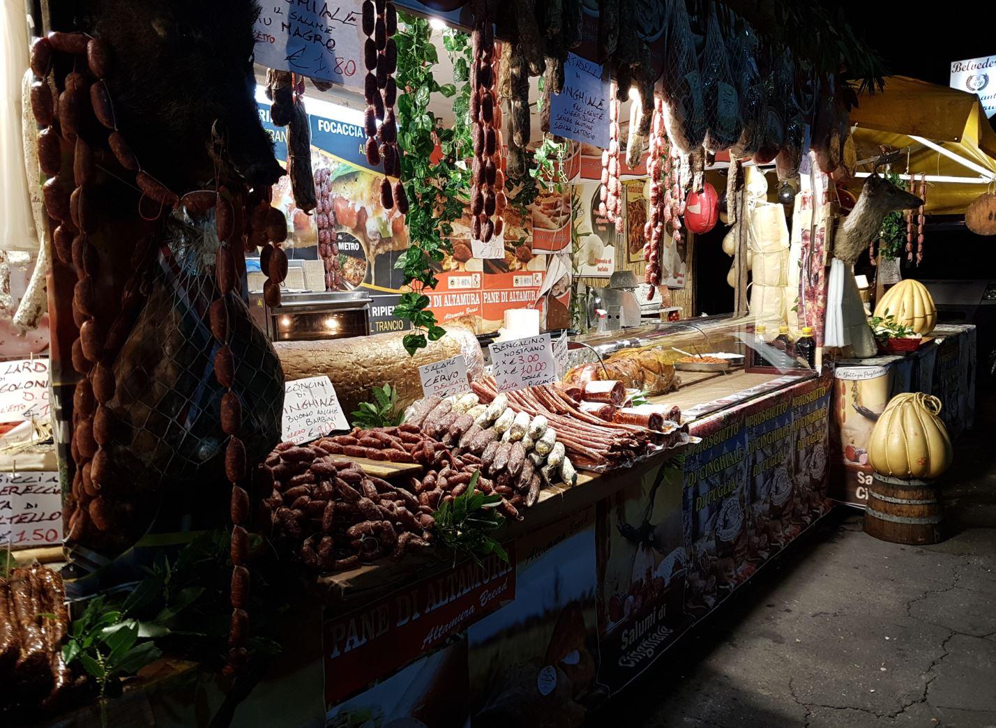 ottobrata a zafferana one city in surrounding of Taormina