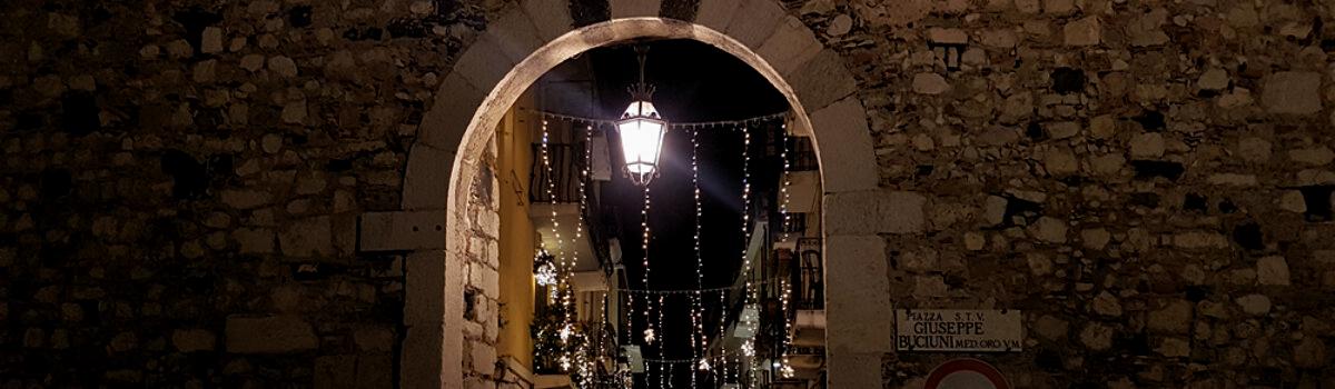 Taormina, Natale 2019