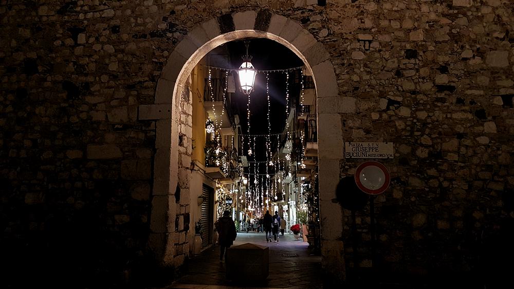 taormina porta catania a natale