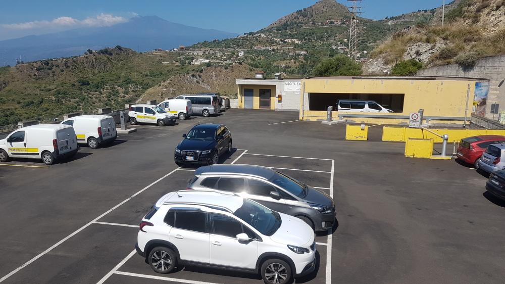 parcheggio a porta catania taormina