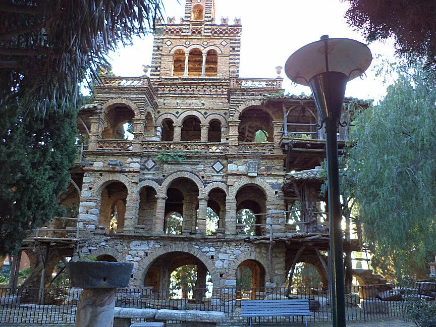 taormina villa comunale la più grande tra le Victorian follies