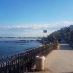 taormina lungo mare per walking