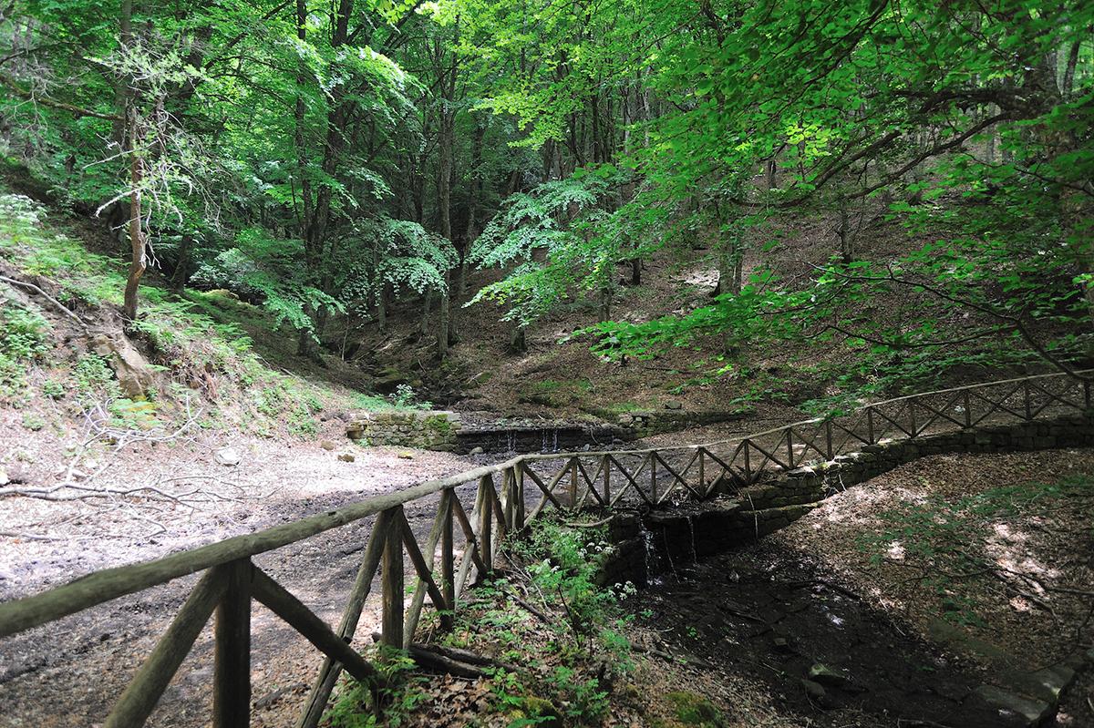 sentiero della trota malabotta