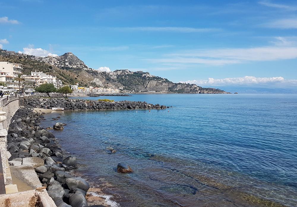 baia di giardini-Naxos