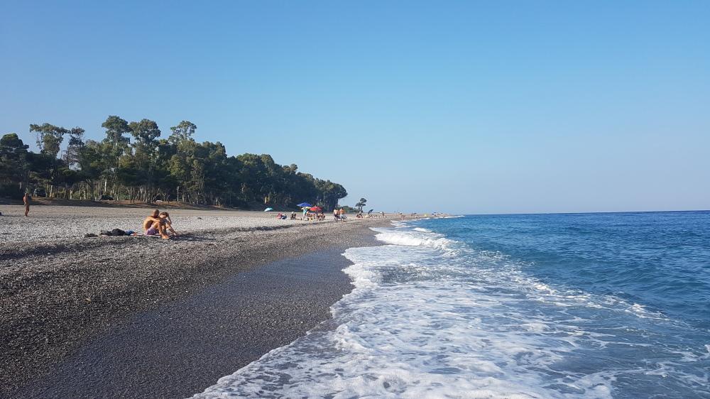 san marco calatabiano spiaggia