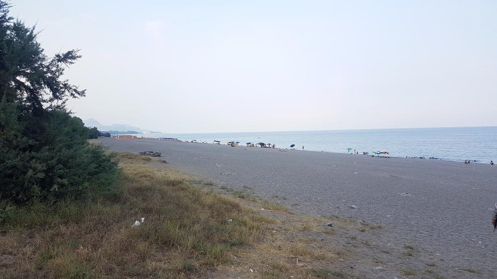 spiaggia di marina di cottone fiumefreddo di sicilia