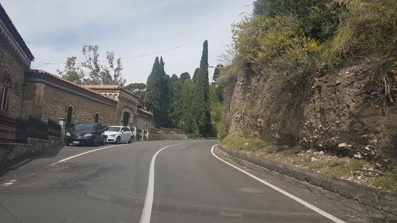 percorso da stazione taormina-giardini naxos a taormina villa comunale foto 3