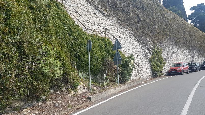 percorso da stazione taormina-giardini naxos a taormina villa comunale foto 6