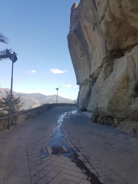 curva sotto castello lauria castiglione di sicilia