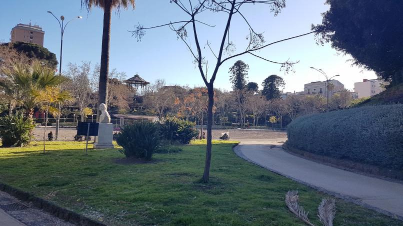 catania villa bellini viale